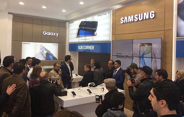 Samsung Tunisie inaugure son Nouveau Samsung Experience Store à Bizerte