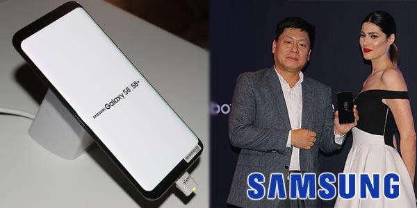 En vidéo : Soirée de lancement des Samsung Galaxy S8/S8+