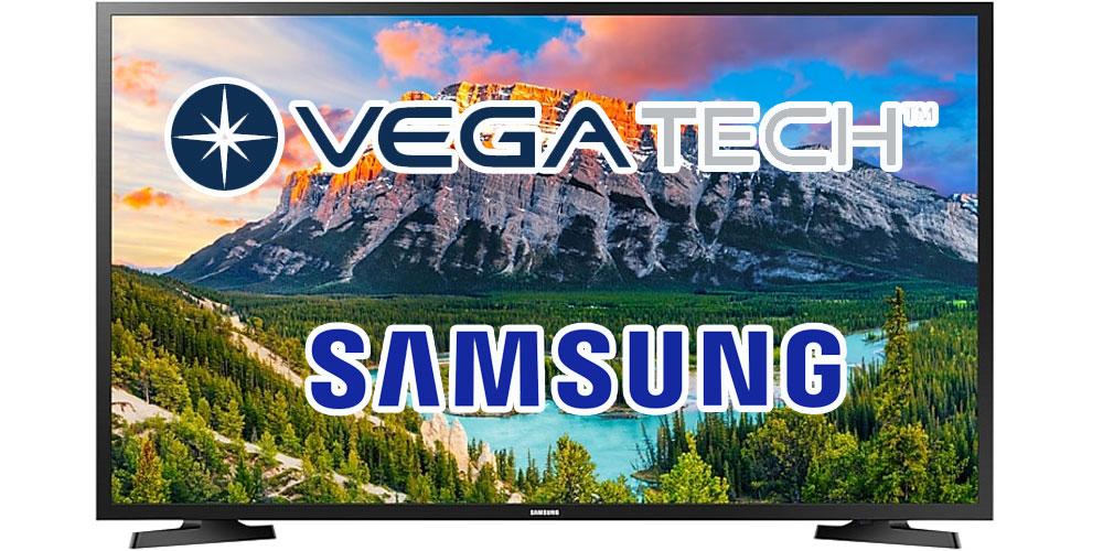VEGATECH, Distributeur Officiel des TV Samsung en Tunisie