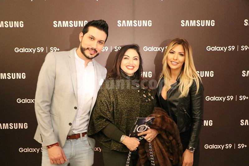 Lancement des Galaxy s9+ et s9 en Tunisie