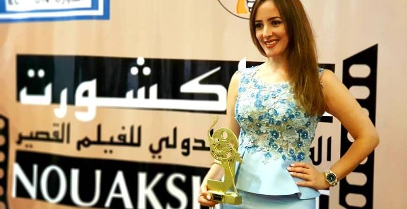 مهرجان نواكشوط يكرم الفنانة التونسية سناء يوسف