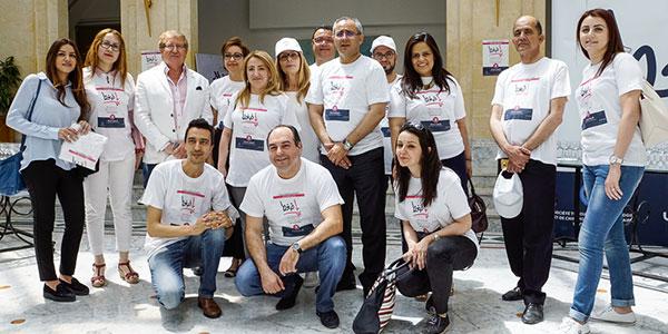 En photos : Célébration de la Journée mondiale de lutte contre l'hypertension artérielle