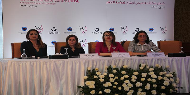 Ensemble pour une meilleure prise en charge de l'hypertension artérielle en Tunisie