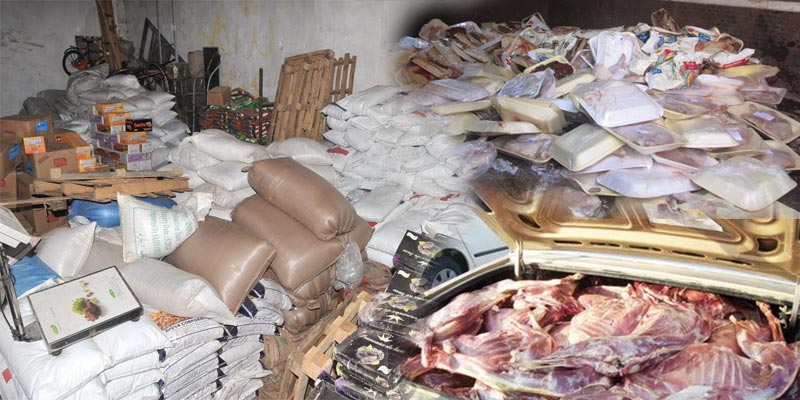 وزارة الصحة تنشر أرقاما مفزعة: حجز أكثر من 56 طنا من المواد الغذائية غير الصالحة للاستهلاك