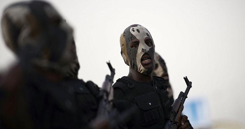 بالفيديو..إنزال جوي للقوات الخاصة السعودية في دولة الجوار