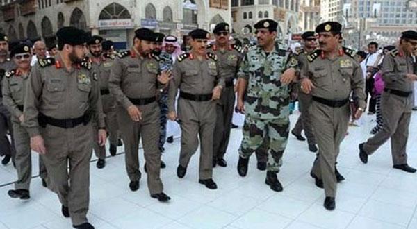 إحباط عملية إرهابية كانت تستهدف الحرم المكي
