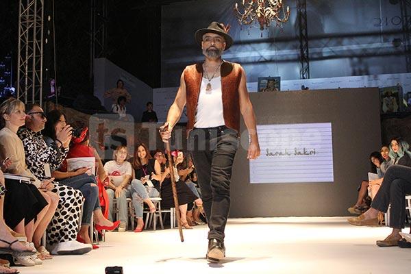 Tunis Fashion Week : Défilé de Sarah Sakri