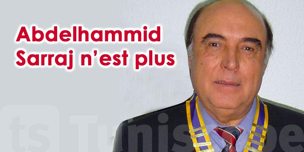 L'homme d'affaires et hôtelier Abdelhammid Sarraj n'est plus