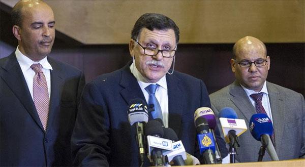 حكومة الوفاق الليبية تعقد اجتماعات هامة في تونس