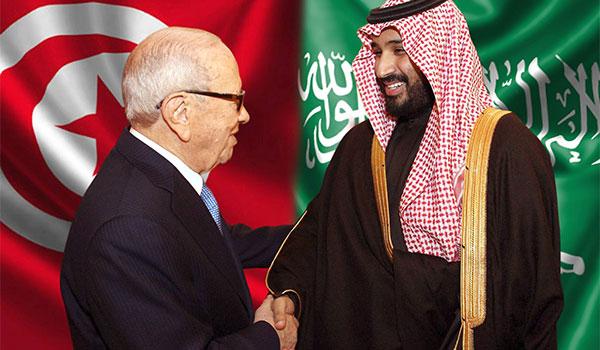قائد السبسي يهنئ أمير المملكة العربية السعودية