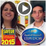 En vidéo : Idée de recette avec les produits L'Epi d'Or approuvés Saveurs de l'Année 2015