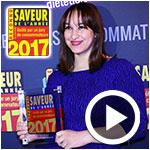 En vidéo : Ambiance de la quatrième édition des Saveurs de l'Année Awards 2017
