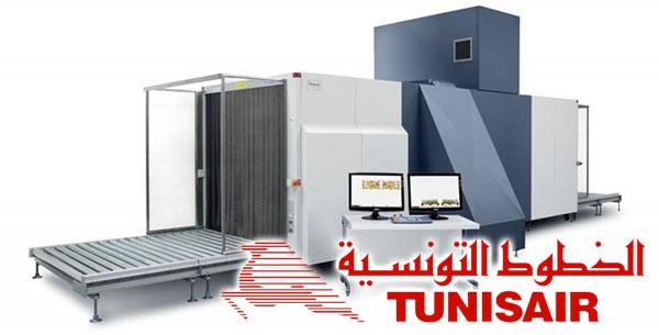 Tunisair Fret : Acquisition d'un Grand Scanner de Marchandises