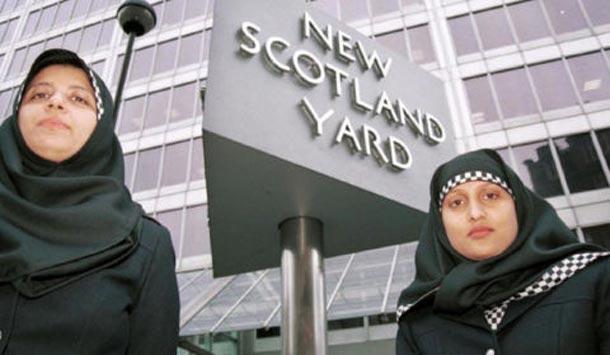 Les policières écossaises pourront porter le hijab