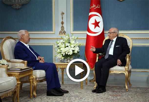 La situation générale du pays au cœur d'une rencontre entre BCE et Ghannouchi
