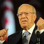الباجي قائد السبسي يدعو المرزوقي لوضع اليد في اليد لخدمة تونس