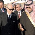 رئيس الجمهورية يقدم العزاء للملك سلمان بن عبد العزيز آل سعود