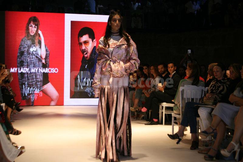 Tunis Fashion Week : Défilé de Narciso by Seyf Dean Laouiti