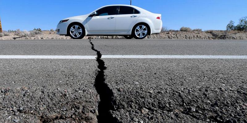 Un deuxième séisme de magnitude 7,1 frappe la Californie