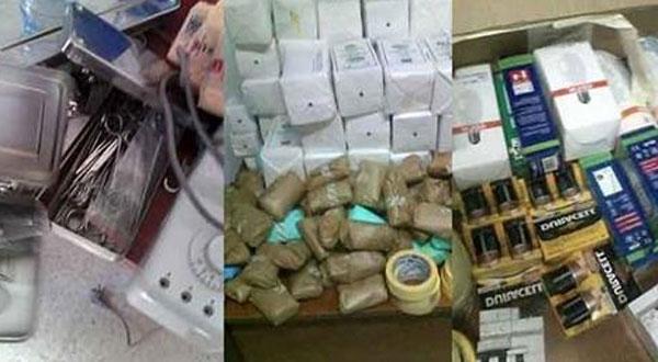 السجن في قم متهمين اثنين في قضية سرقة معدات وأدوية طبية من المستشفى الجهوي بسليانة