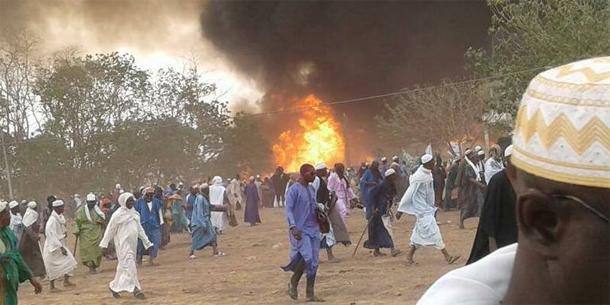 Sénégal: au moins 22 morts dans un incendie pendant un rassemblement religieux