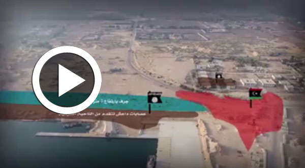 فيديو من معركة تحرير سرت..يوم لا ينسى تفاصيله مقاتلو البنيان المرصوص