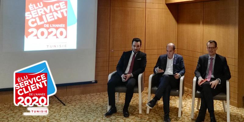 Lancement de l'Élection du Service Client de l'Année 2020 en Tunisie : Ouverture des inscriptions