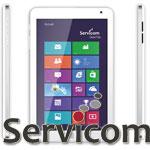 Lancement au Grand Public de Servicom DeskTab, la 1ère  tablette Windows Tunisienne