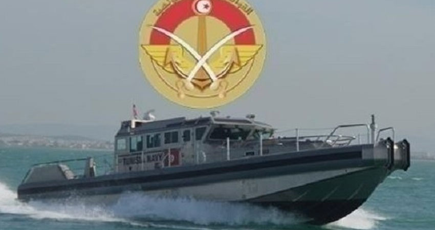 غرق قارب اصطدم بخافرة عسكرية في قرقنة : توجيه الاتهام لربّان مدني وآخر عسكري