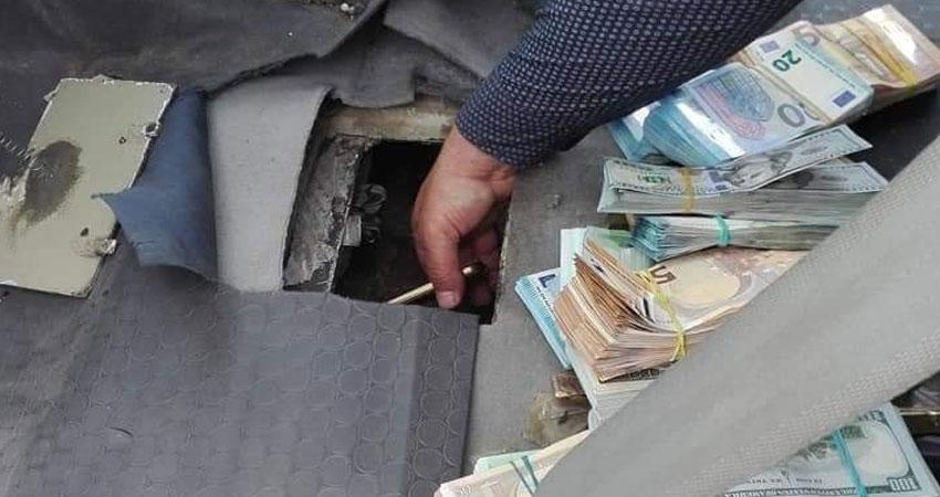 صفاقس: حجز 70 كلغ من الذهب و 4 مليارات مهربة على متن سيارة ليبية