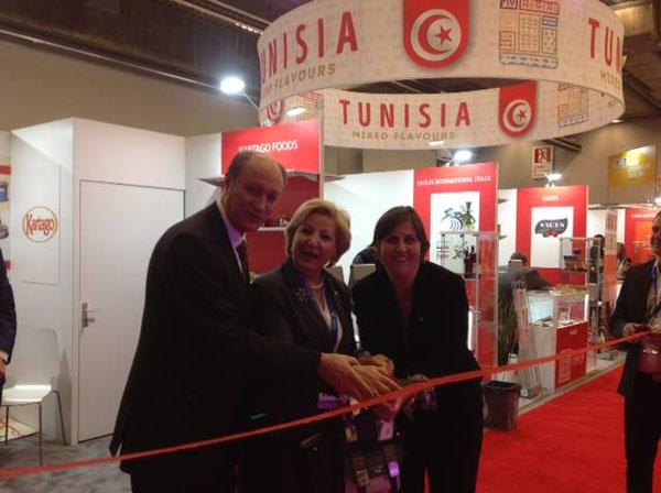La Tunisie présente  au Salon « SIAL Montréal » 2016