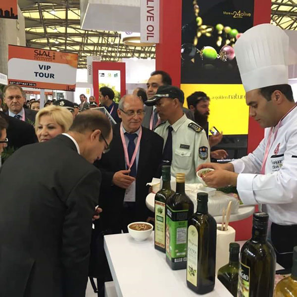 La Tunisie en force au salon international SIAL China 2016