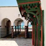 Le mausolée de Sidi Bousaid totalement incendié