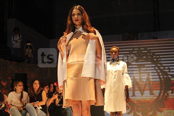 Tunis Fashion Week : Défilé de l'académie jeunes créateurs de Sidi Bou Said