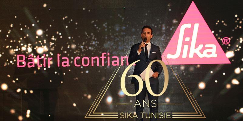 SIKA fête en grande pompe ses 60 ans de présence en Tunisie
