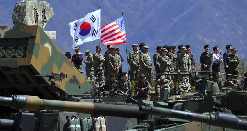سيول: وقف التدريبات المشتركة مع أمريكا قد يكون ضرورياً