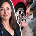 Selma Mabrouk : Les boulons du pneu avant de ma voiture ont été déboulonnés !