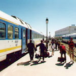 Pas de trains. Grève des employés et des agents de la SNCFT à Sfax