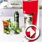Tuniscope a testé pour vous : La première machine à soda en Tunisie : Home Soda