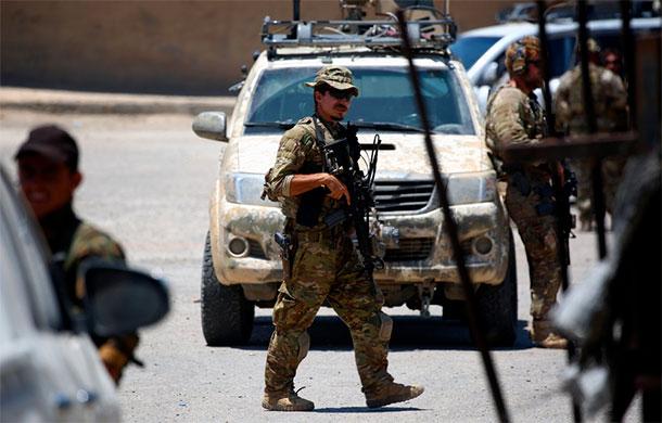 Une agence turque dévoile la localisation de troupes américaines et françaises en Syrie
