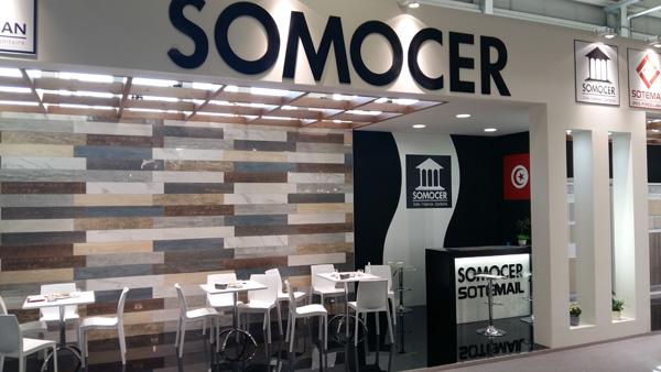 Participation de  Somocer Group et de la société Sanimed au salon CERSAIE 2016 : Des perspectives prometteuses pour l'année 2017 !