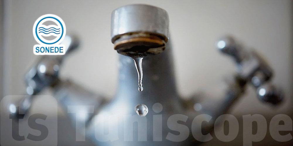 Une pompe d'eau de la SONEDE saccagée à Gabès