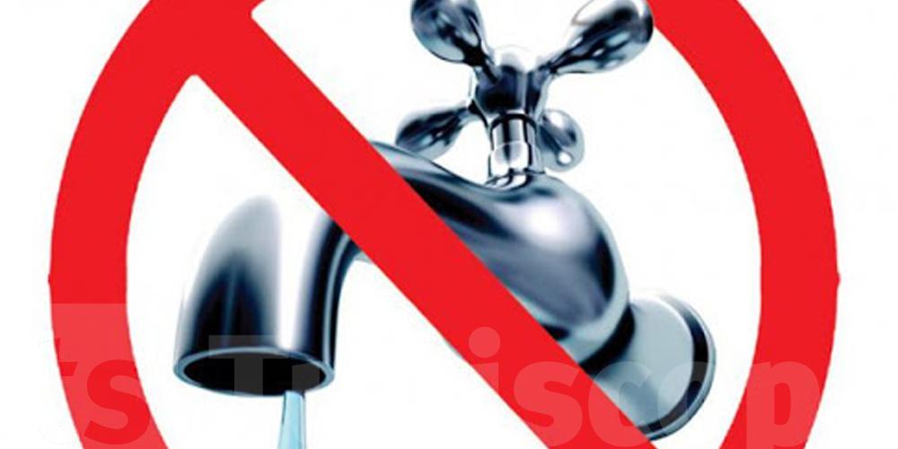 SONEDE : Des actes de vandalisme à l'origine de la perturbation dans l'approvisionnement en eau