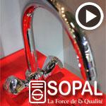 SOPAL le leader Tunisien de la Robinetterie et des articles d'installations Eau et Gaz pour le bâtiment