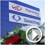 En vidéo : Lancement du nouveau showroom SSANGYONG & MAHINDRA Sfax