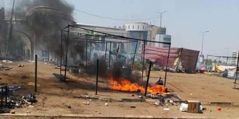 Sept morts lors de manifestations massives au Soudan