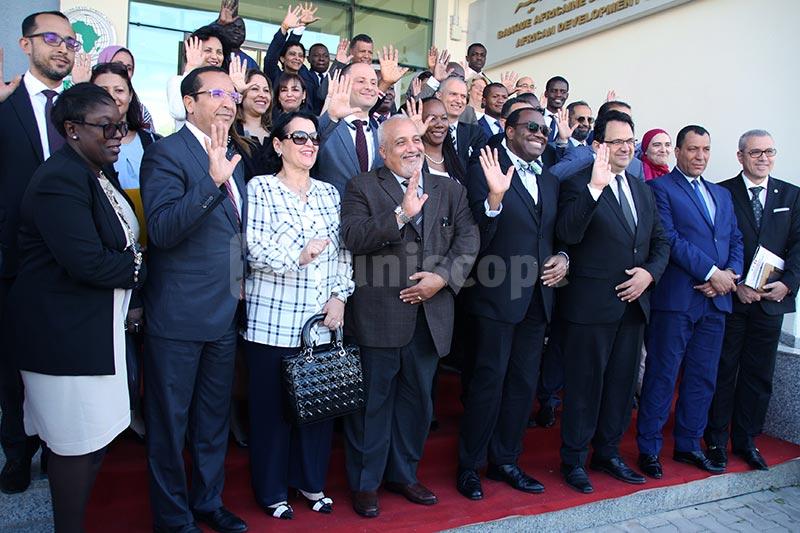 En photos : Inauguration du bureau régional de la BAD pour l'Afrique du Nord