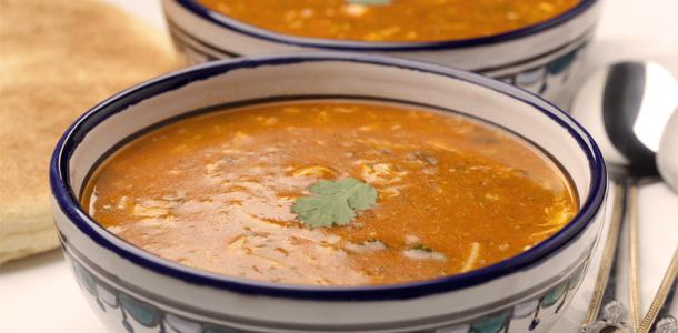 Pourquoi faut-il commencer son repas avec une soupe à Ramadan ?