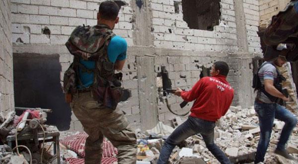 سوريا:مقتل 3686 شخصا في شهر واحد