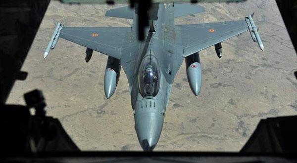 التحالف الدولي يسقط طائرة سورية بدون طيار